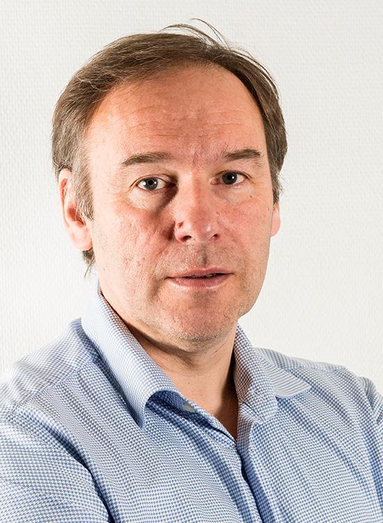 Gunnar Skålvold : Daglig leder