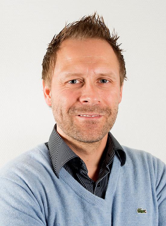 Terje Andersen : Daglig leder - Kubera Management AS